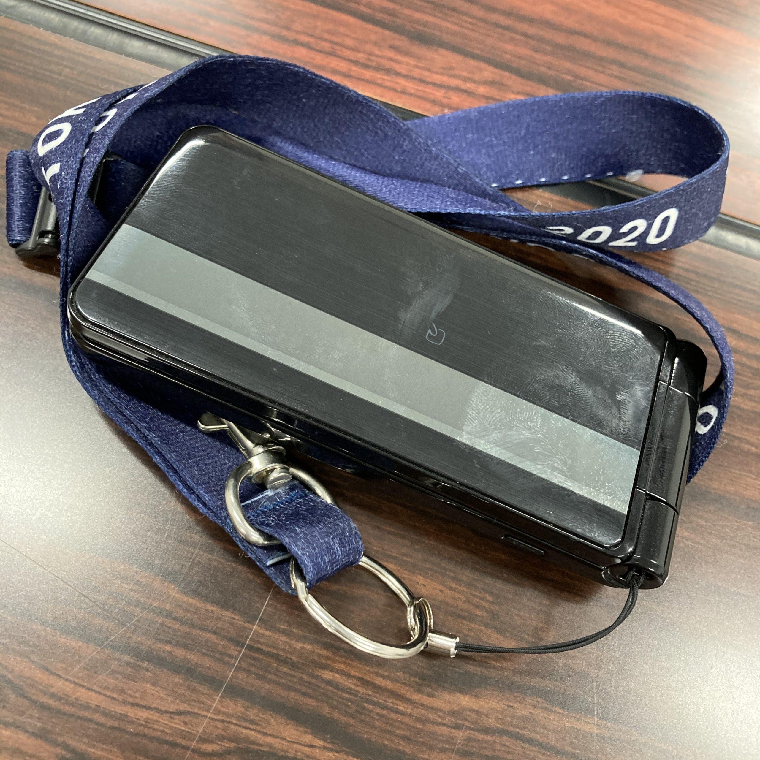内閣府の防災携帯もインフルエンサーが取材