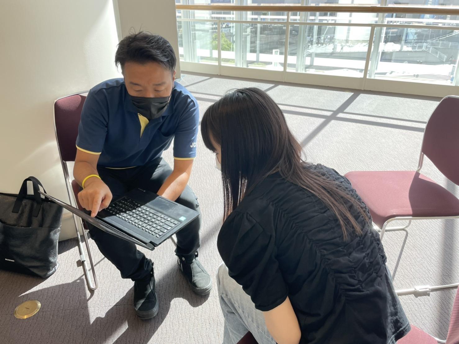 日本青年会議所の熱海土砂災害支援を行う方にインタビュー